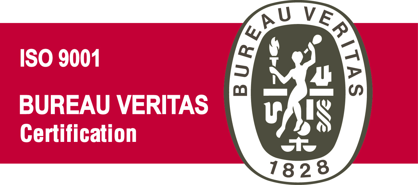 BV Certification 9001 Riventi